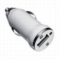 Chargeur de voiture USB Blanc ou Noir