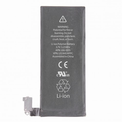 Batterie Li-Ion 3,7 Volts 5,25 Whr 1420 mAh pour iPhone 4