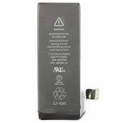 Batterie Li-Ion 3,8 Volts 5,92 Whr1560 mAh pour iPhone 5s/5c