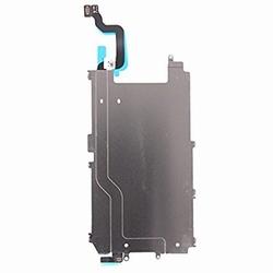 Plaque métal pour LCD avec nappe bouton home pour iPhone 6