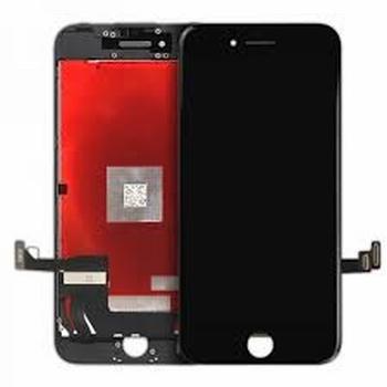 Vitre tactile + écran LCD noir pour iPhone 7