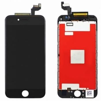 Vitre tactile noir avec écran LCD pour iPhone 6s plus