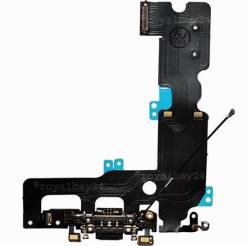 Dock de charge + prise jack et micro pour iphone 8 plus