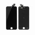 Vitre tactile noire + écran lcd pour iPhone 5