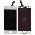 Vitre tactile blanche+écran lcd pour iPhone 5