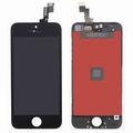 Vitre tactile noire + écran lcd  pour iPhone 5S / SE