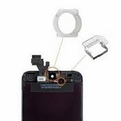 Support de Caméra frontale et capteur de lumiére