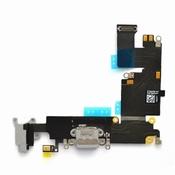 Dock de charge gris + prise jack et micro pour iphone 6+