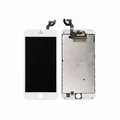 Vitre tactile + écran LCD blanc pour iPhone 6s plus